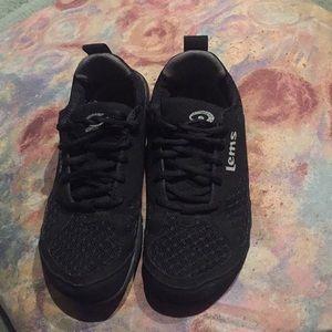Lems black sneakers